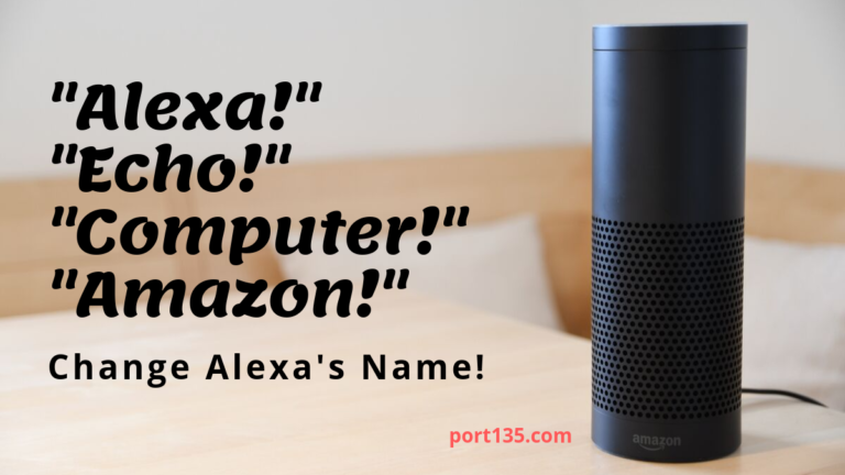 Change Alexa's Name